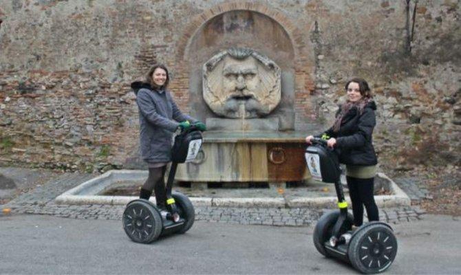 Small Group Rome Segway Tour