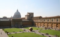 VIP Vatican Early Bird Semi-Private Tour