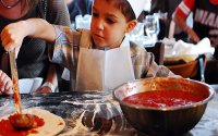 Pizza Making Master Class with Europe4Kids