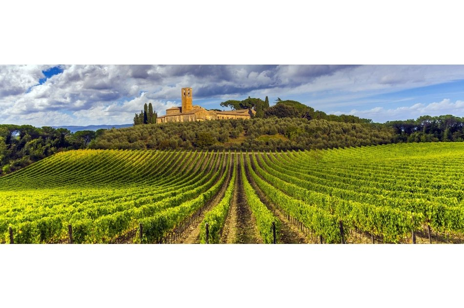 San Gimignano in Tuscany Day Tour by Luxury Minivan & English Guide/Driver