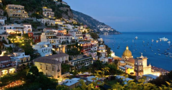 See the Amalfi Coast With Your Eyes