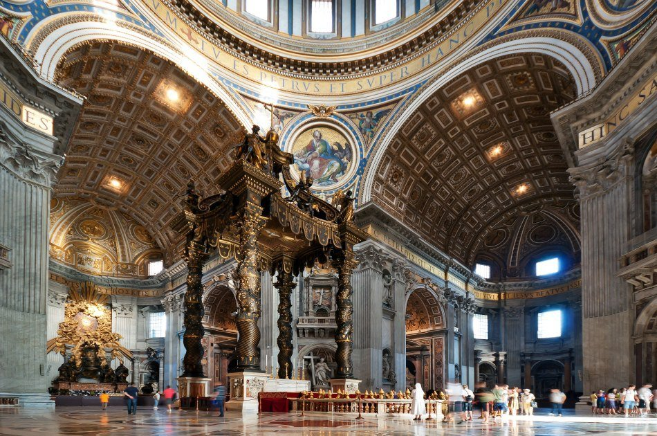 Semi Private Early Access Tour of The Vatican