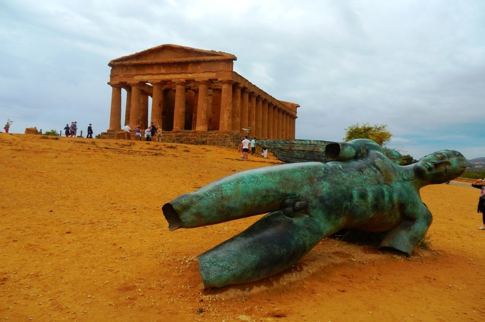 Short Tour of Sicily from Palermo 5 Days