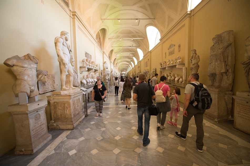 Sistine Chapel & Vatican Museums Early Entrance