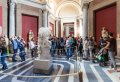 Skip the Line Morning Group Tour: Vatican Museums, Sistine Chapel, St.peter's Basilica With Hotel Pickup