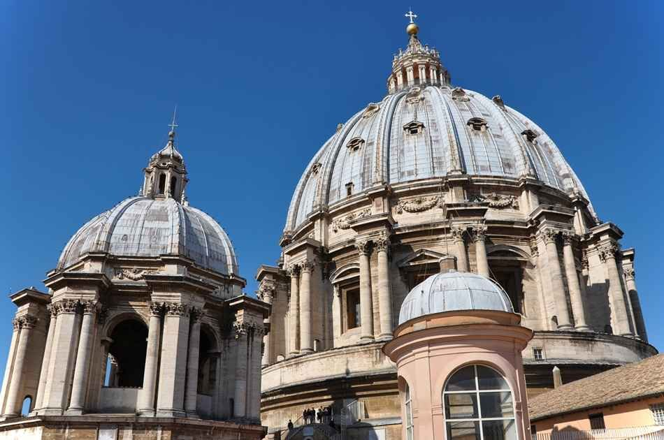 Skip the Line Morning Group Tour: Vatican Museums, Sistine Chapel, St.peter's Basilica