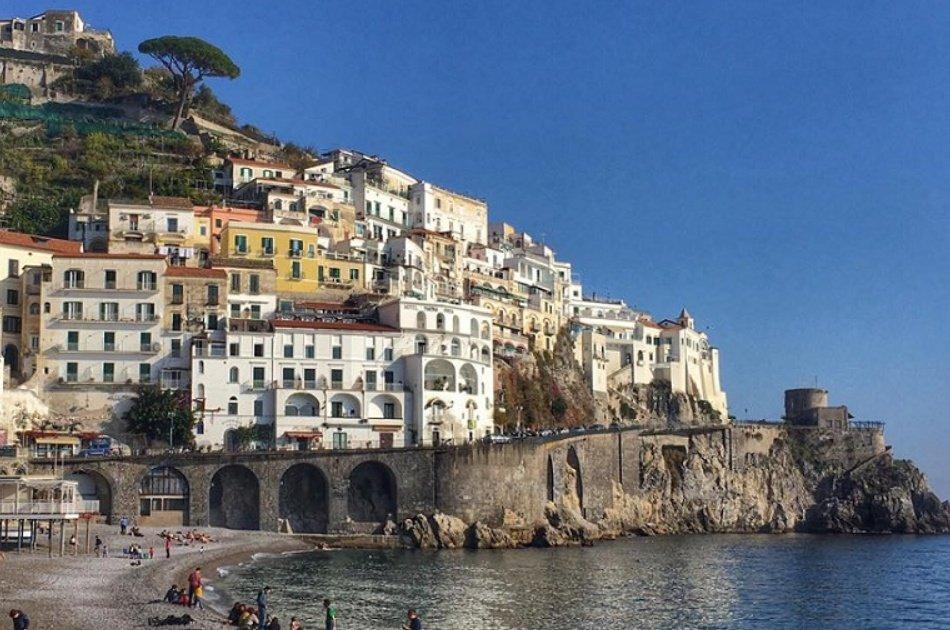 Small Group Amalfi Coast Group Tour From Positano