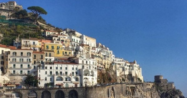Small Group Amalfi Coast Group Tour From Positano