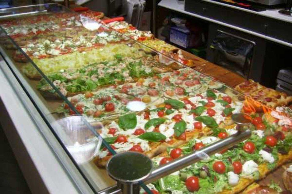 Small Group Roman Food Tour