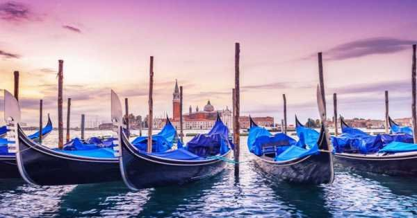 Smart Italy Escorted Tour by Rail
