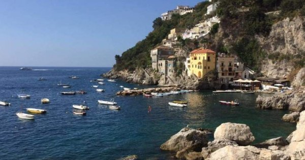 Sport Fishing Tour in Amalfi
