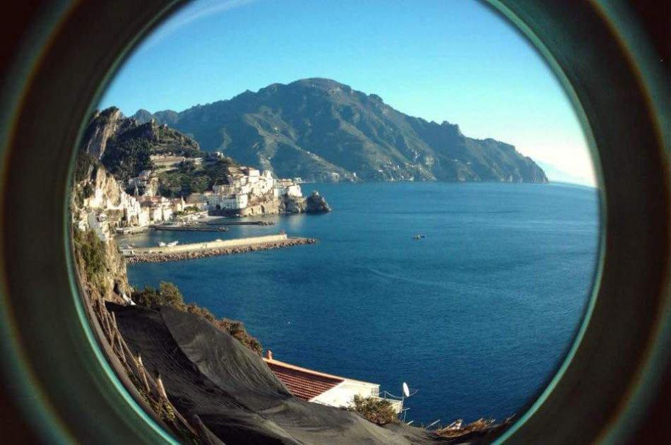 Sport Fishing Tour in Amalfi
