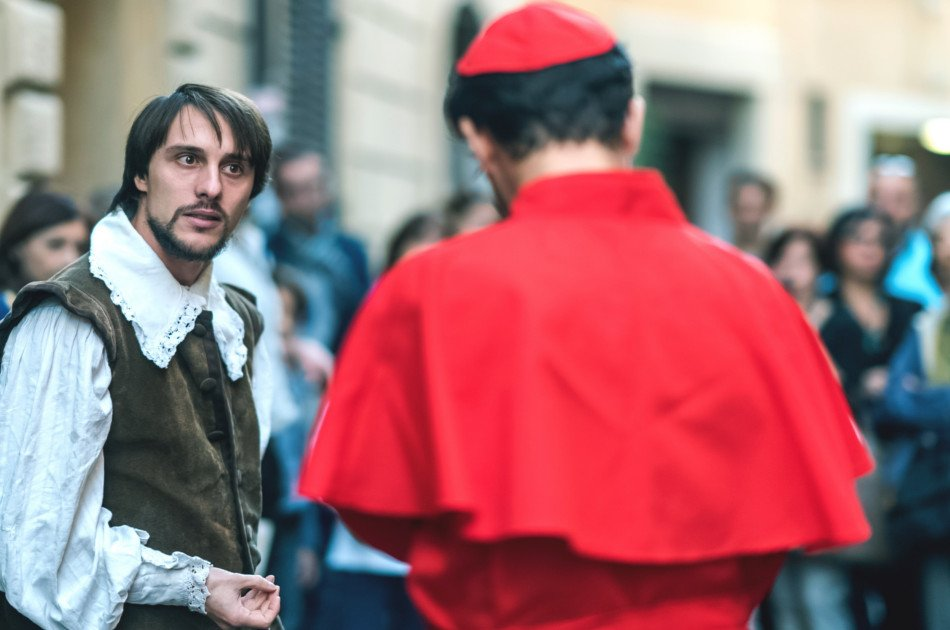 The Best of Rome: Exclusive Walking Tour with Tour Guide and Actors