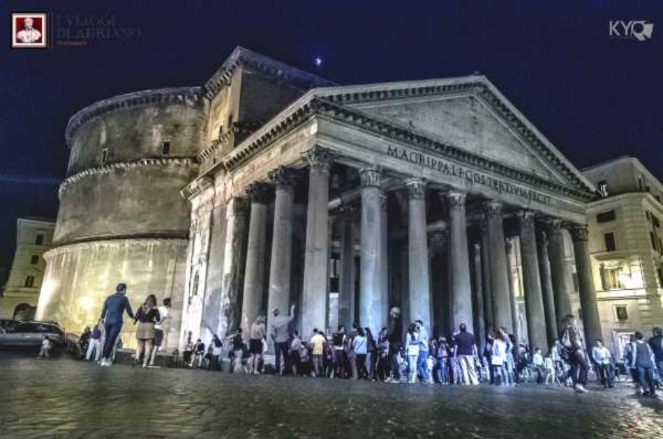 The Ghosts of Rome Private Tour
