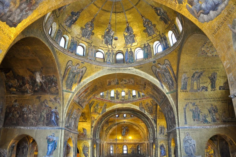 The Golden Basilica One Hour Tour with Skip the Line Entry