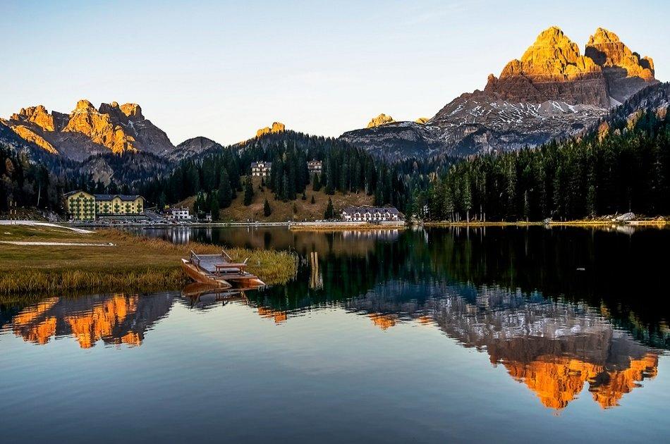 The Heart of the Dolomites Experience from Bolzano