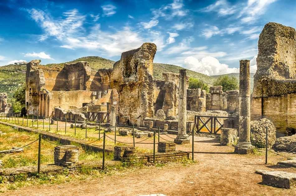 The Wonders of Tivoli from Rome