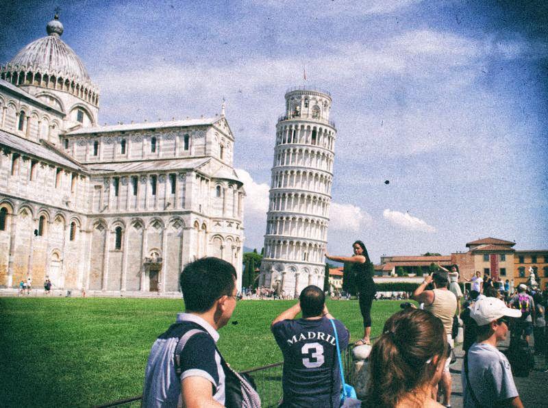 Half-Day Pisa and Chianti Tour