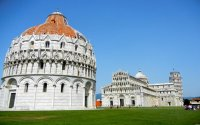 Private Pisa Walking Tour and Cathedral