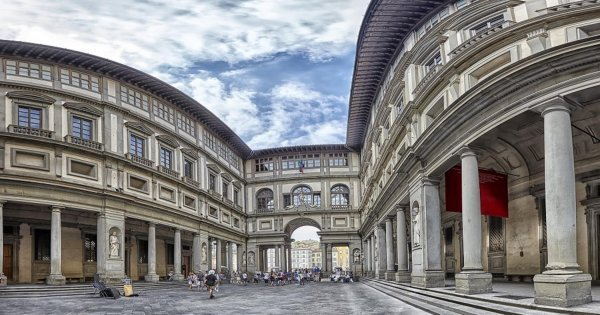 Uffizi Gallery Tour Including Botticelli's Masterpiece