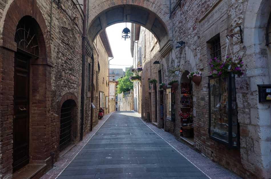UNESCO JEWELS: Assisi & St Francis Basilica