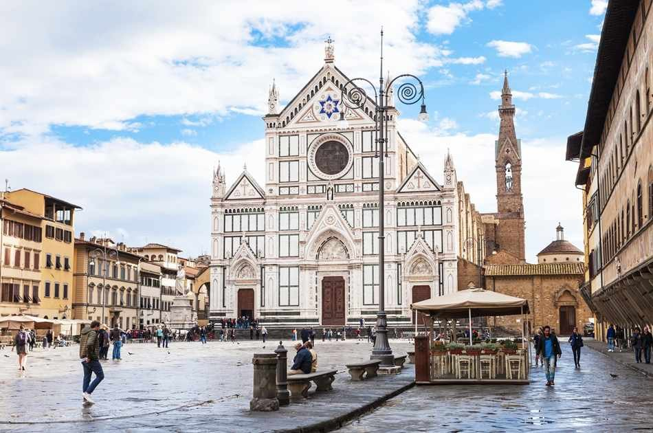 UNESCO Jewels: Florence by High Speed Train