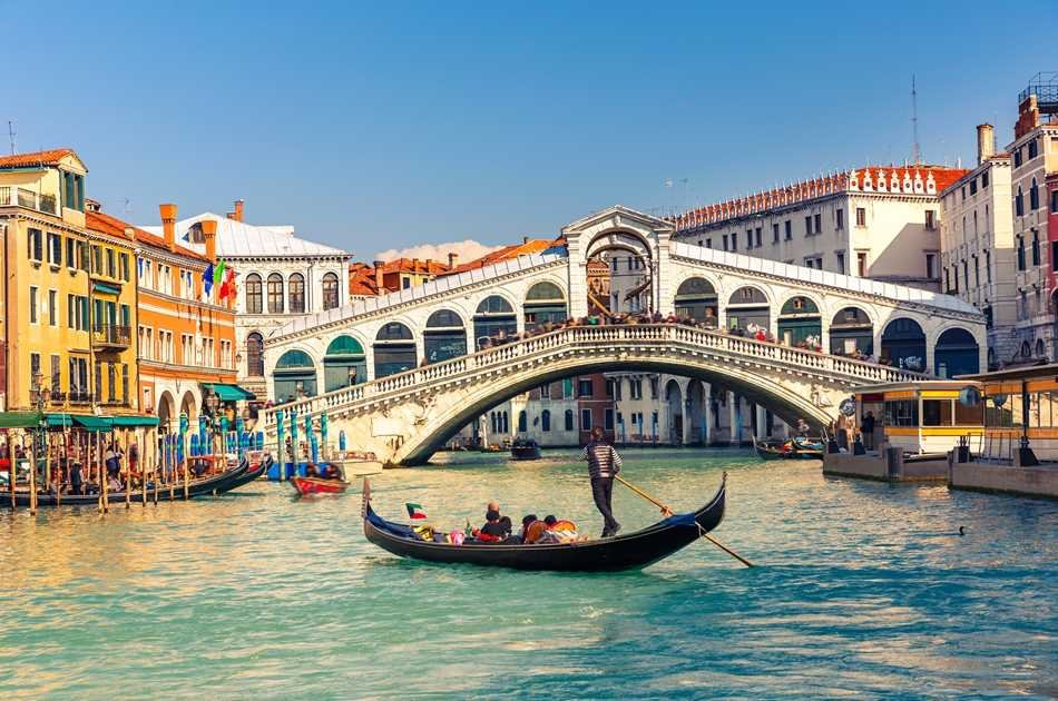 UNESCO JEWELS: Venice in a Day Tour from Rome