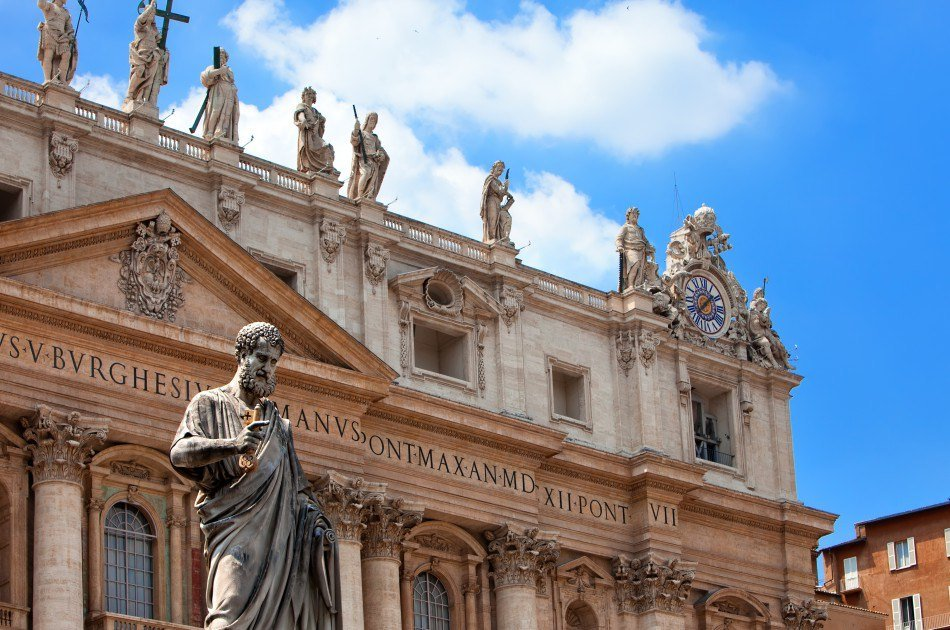 Vatican and Sistine Chapel Private Tour Exclusively For Families
