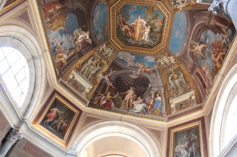 Vatican Highlights Semi Private Tour