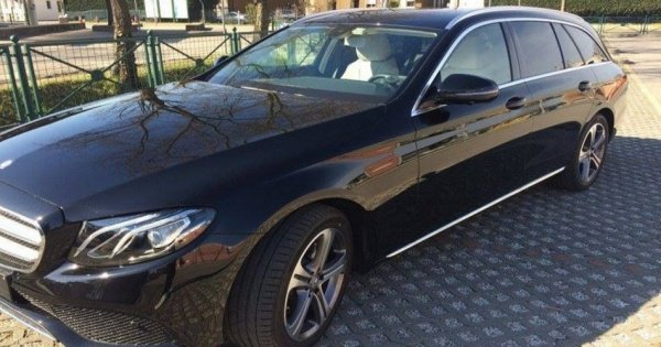 Venice Airport Private Arrivals Transfer by sedan