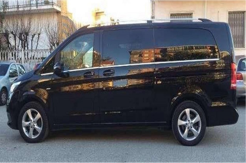Venice Airport to Cruise Port Round Trip Private Transfer by Minivan