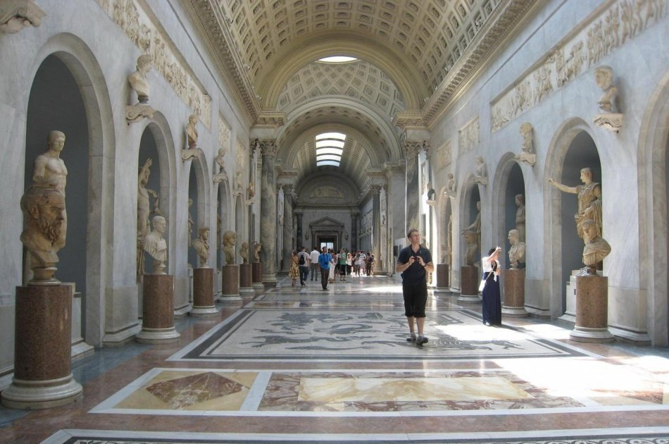 VIP Early Access Vatican & Sistine Chapel Private Tour