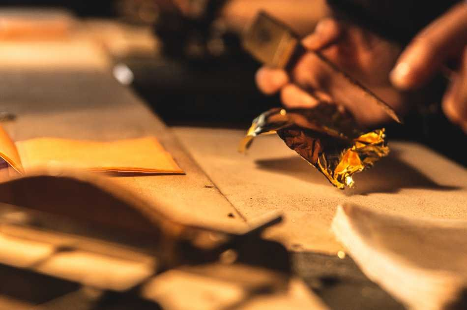 Visit Batiloro, The Venetian Goldsmith