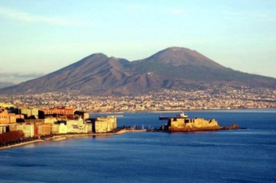 Walking Tour and City Tour Naples