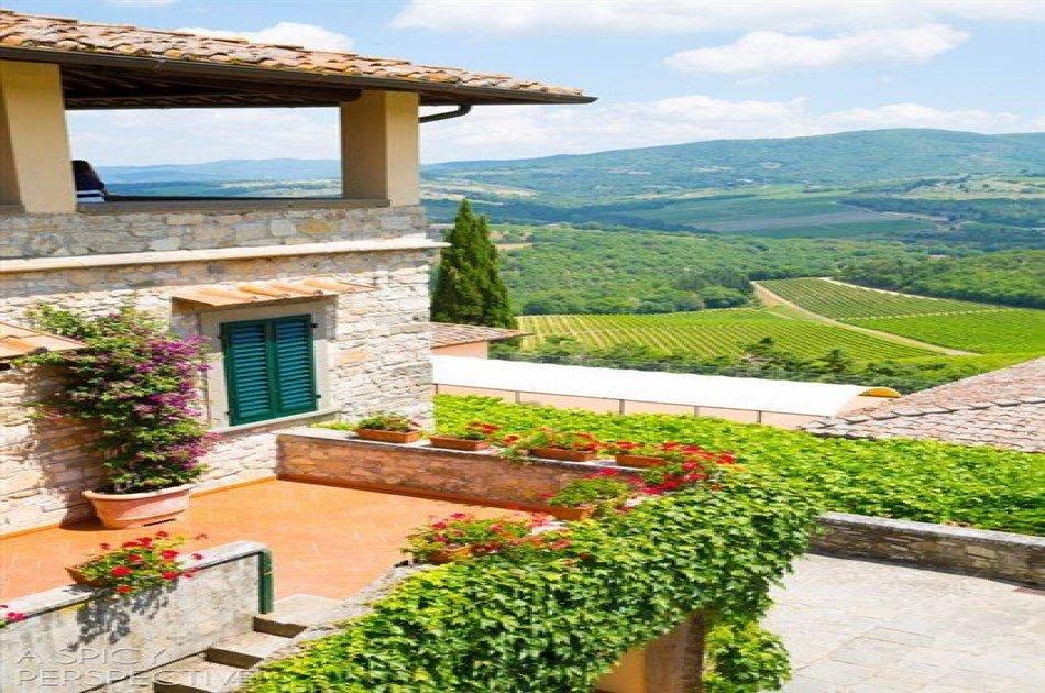 Wine & Food Private Tour Chianti Classico Area