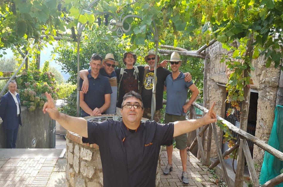 Wine Tour Amalfi Coast