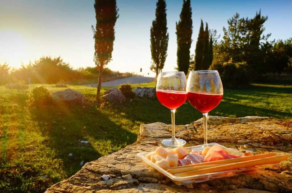 Wonderful Tuscany! Food & Wine Tour in Chianti Landscape