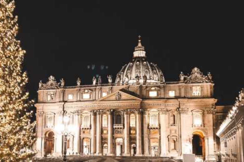 Your Christmas in Rome Walking Tour
