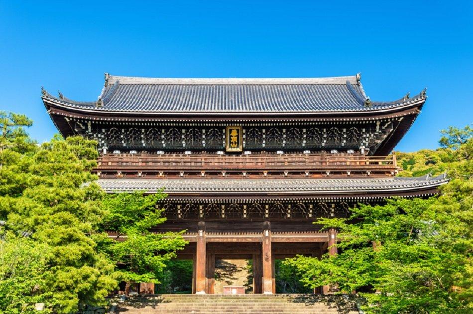 Kyoto Temple, Shrine, Geiko & Sake Private Tour