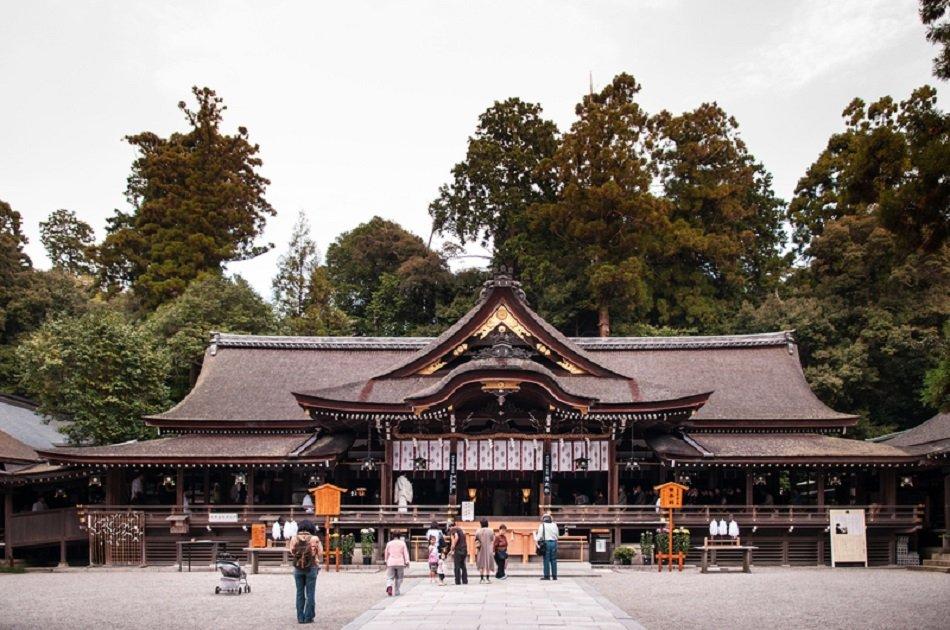 Nara & the Secret Shrine of Omiwa