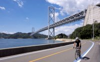 3 Days Private Cycling Tour in Hiroshima, Onomichi and Matsuyama