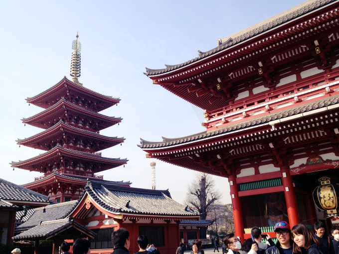 Full-day Sightseeing Private Tokyo Tour