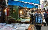 Tsukiji Outer Fish Market Sushi Workshop Tour