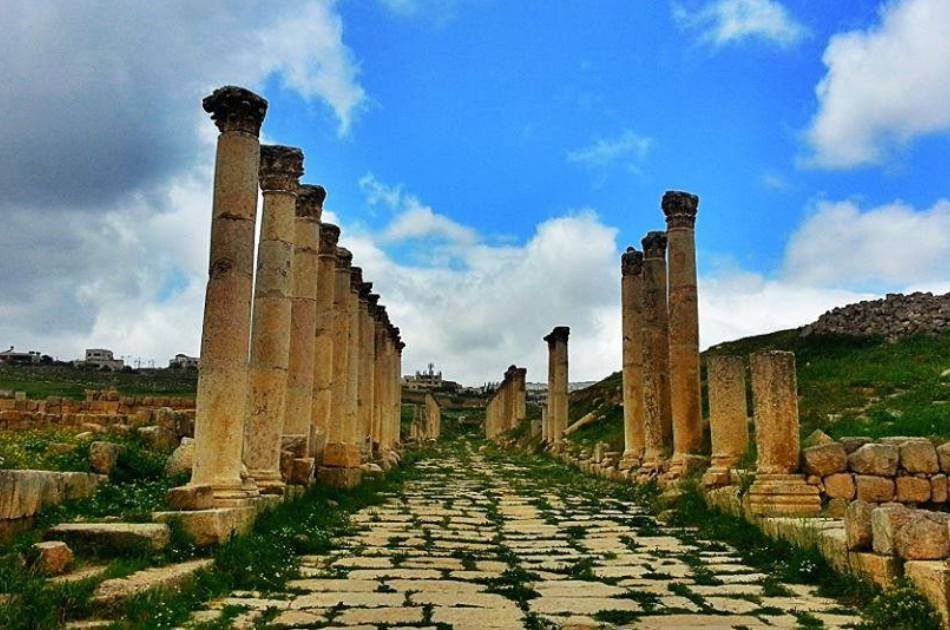 9 Days Fly and Drive Jordan Private Tour