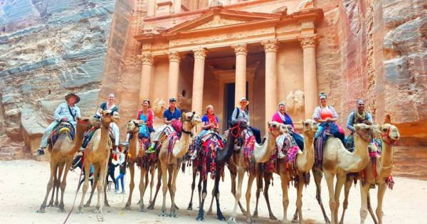 Classical Small Group Tour of Jordan
