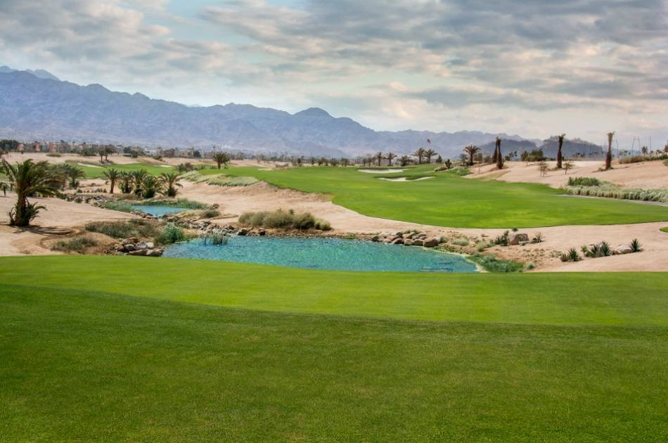 Private Golf and Spa Tour in Beautiful Aqaba