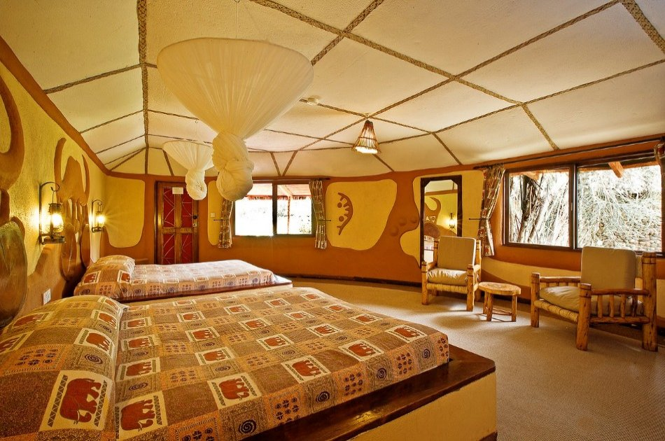 6-Day Masai Mara, Nakuru, Amboseli Luxury Safari