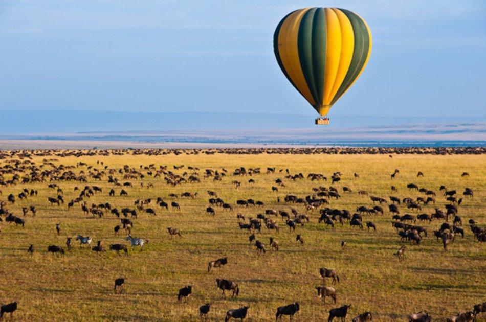8 Days Scenic Kenya Safari