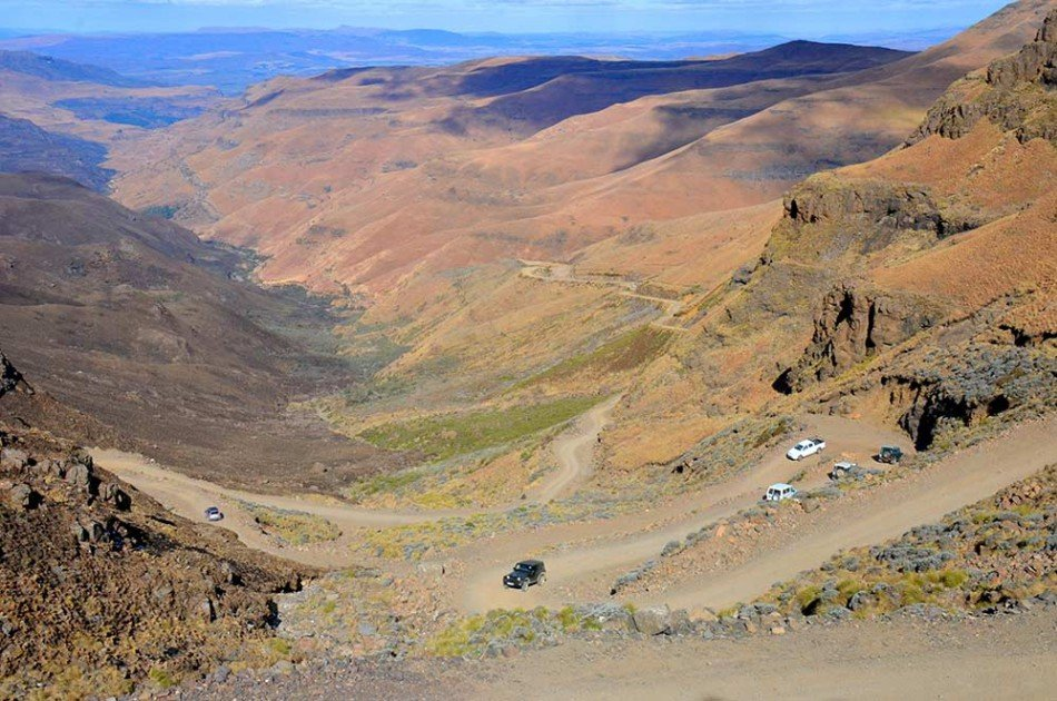Sani Pass Lesotho 4x4 Tour