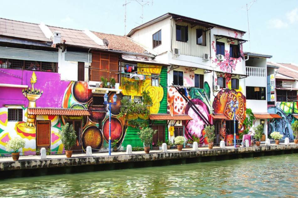 Historical Malacca Tour with Lunch from Kuala Lumpur